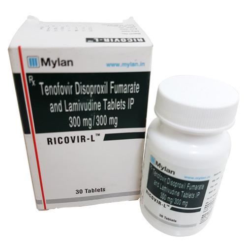 Ricovir - L (Tenoofovir & Lamividine)