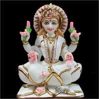 Marble Designer Laxmi Devi Statue