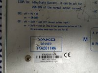YAKO STEPPER MOTOR DRIVE YKA2811MA