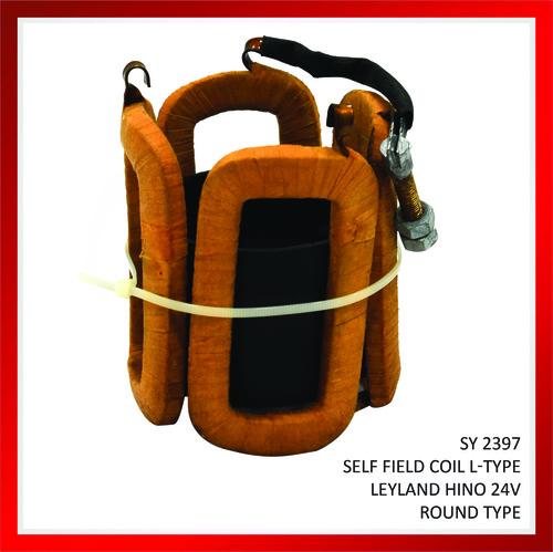 Self Field Coil L- Type
