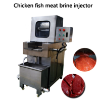 MBII-48 Factory Wholesale Poultry Saline Water Injecting Machine Meat Curing Machine