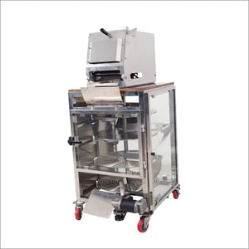 Semi-Automatic Compact Chapati Making Machine