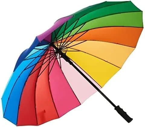 Big Rainbow Umbrella