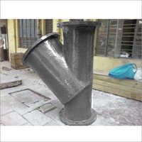FRP Y Type Strainers