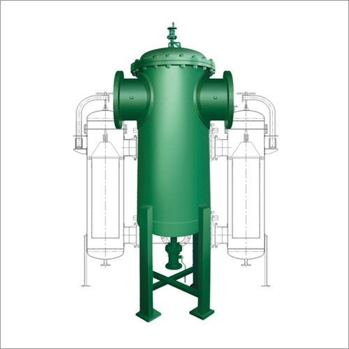 GRP & FRP Basket Strainers