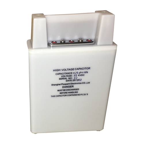 High Voltage Capacitor 15kV 0.25uF,1PPS Pulse Capacitor 250nF 15000V.DC