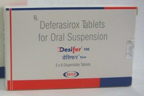 Desifer 400 Tablet (Deferasirox (400mg)