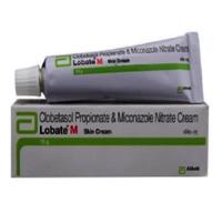 Clobetasol propionate + Miconazole Nitrate Cream