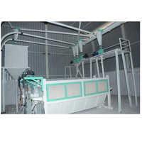 Besan Plant Machine With Centrifugal