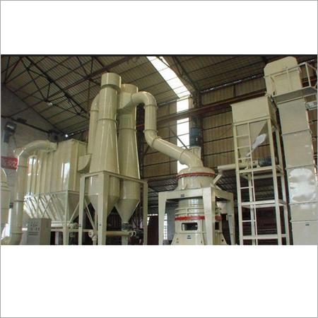 Minerals Pulveriser Machine
