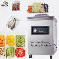 VDZ-400 Commercial Food Vacuum Sealer/Vacuum Packaging Machines/Vertical Dry Fish Sealer Automatic Vacuum Packing Machine