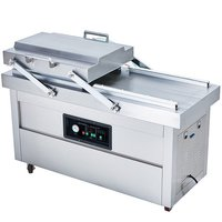 VDU-2S-400 Commercial Double Cylinder Vacuum Sealing Machine for Fresh Food