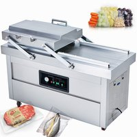 VDU-2S-600 Stable Performance Double Chamber Vacuum Sealer Packing Machine
