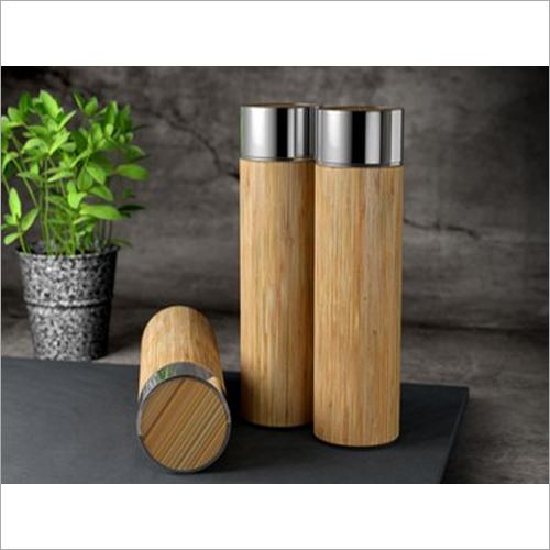 Natural Bamboo Bottle