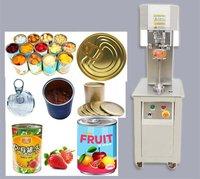 GT4A-3 Semi Automatic Fruit Can Sealing Machine
