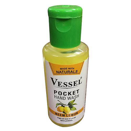Neem Lemon Pocket Hand Wash