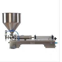 STT-02 Paste Honey Liquid Filling Machine/Cream Bottle Sauce Jam Food filler/Tomato Sauce Cosmetic Bottle Filling Machine