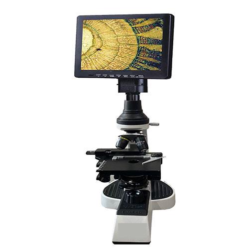 Digital Projection Microscope