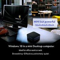 AMD R7 4800H DDR4 3200mhz 32GB 8GB 128GB NVME SSD Mini PC