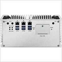 Wtbox-792 Wide Temperature Operation Fanless Embedded Controller