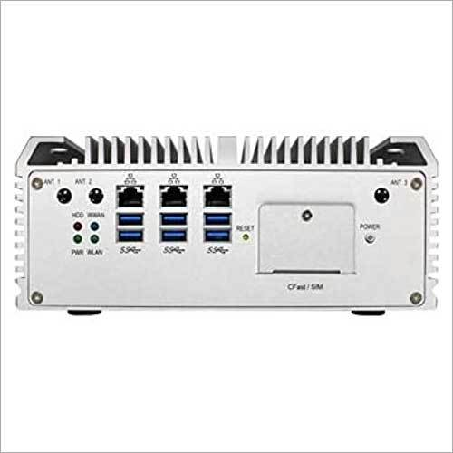 Wtbox-790 Wide Temperature Operation Fanless Embedded Controller