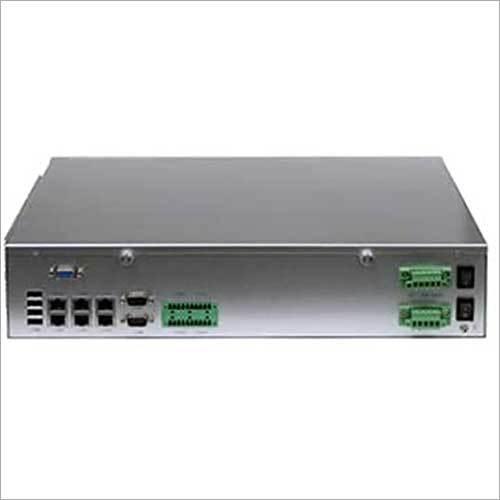 Tres-2300 19 Inch 2U Rack Type Industrial Embedded Controller Adopts Intel Processor D525 Platform