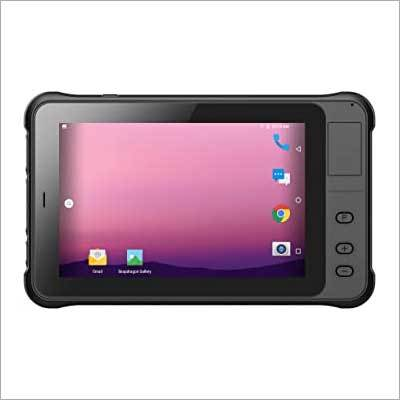 IP65 7 Inch High Protection Grade Three Prevention Quality Tablet Terminal MSM8953 CPU Android 10 GMS Tablet