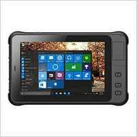 7 inch IP65 Rugged Three proofs Tablet Terminal Windows 10 Home S Model Cherry Trail Z8350 CPU Tablet (4GB RAM, 64GB Flash)