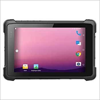 IP 65, Waterproof and Dustproof 8 Inch  Android 9.0, All Solid Three Defense Tablet Computer (4GB RAM 64GB Flash)