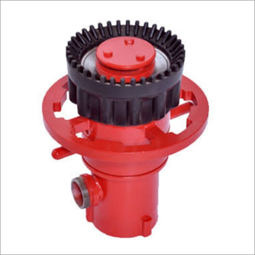 Monitor Nozzle For Fire Fighting