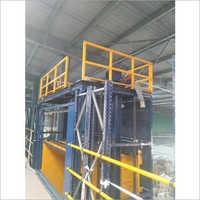 Chain Drive Warehouse Goods Lift