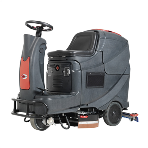 AS 850 Ride On Scrubber Dryer