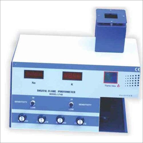 Digital Flame Photometers