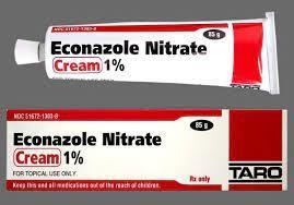 Econazole Nitrate Cream