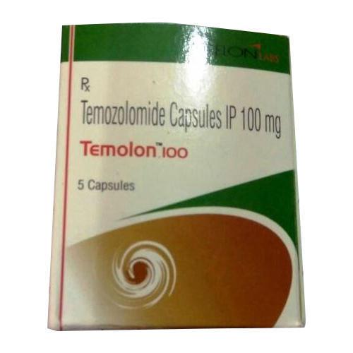 TEMOLON 100MG CAPSULE (Temozolomide (100mg)