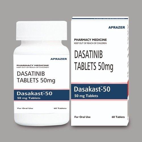 Dasakast 50 Mg (Dasatinib) Tablets