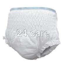 Diaper and Sanitary Pad