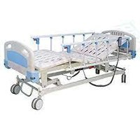 5 FN Motorized Bed With ABS ICU BED