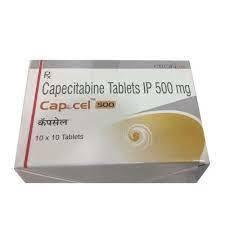 Capcel 500 Tablet (Capecitabine (500mg)