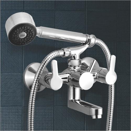 Bathroom Wall Mixer