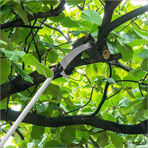 Long Reach Telescopic Tree Saw Aluminum 18 Feet