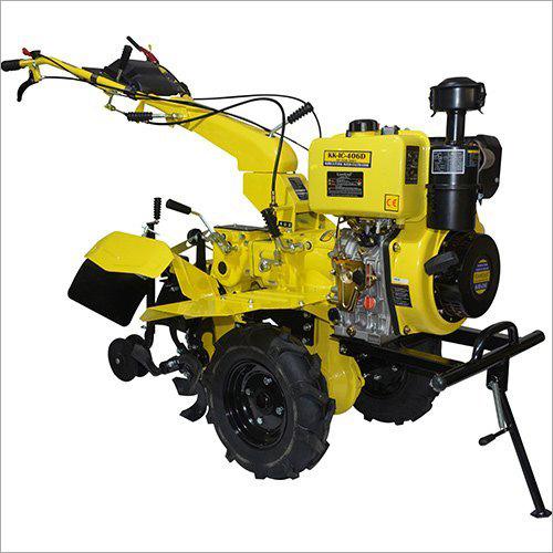 IC406D I 9 HP Diesel Power Tiller