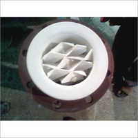 PTFE Lined Static Mixers