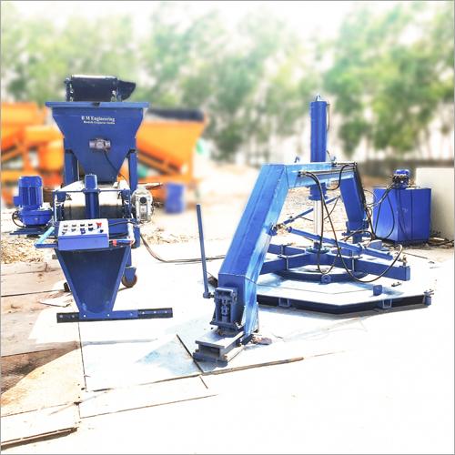 1600 Vertical Concrete Pipe Machine