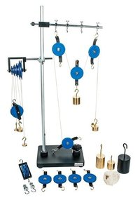 Pulley Demonstration Set Students
