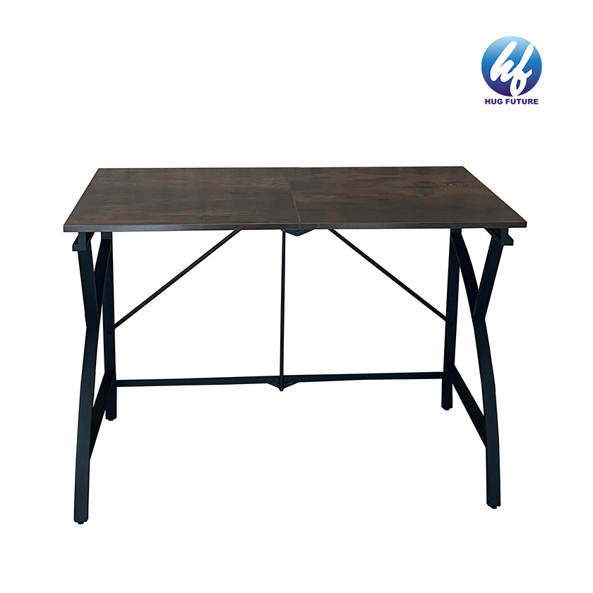Commercial Furniture Metal Living Room Small Side Table And Cup Holder Folding Side Table