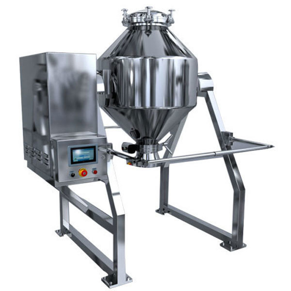 Chemical Double Cone Blender