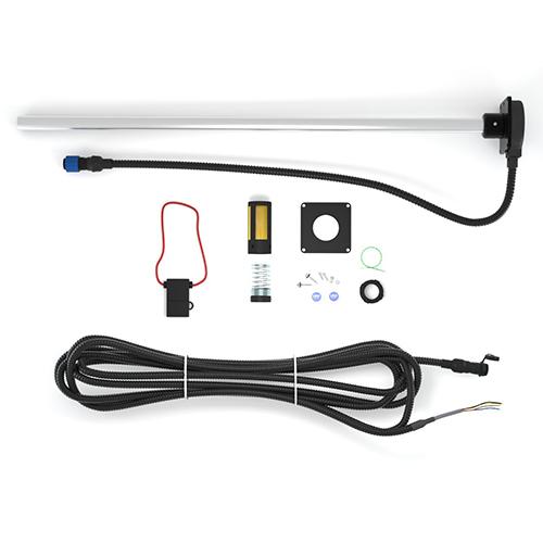 Omnicom Digital and Analog Fuel Sensor