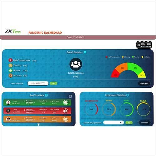 ZKTeco Intelligent Time Attendance Software