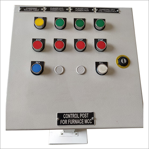 Control Post For Furnace MCC